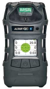 Altair-5X portable Gas Detector