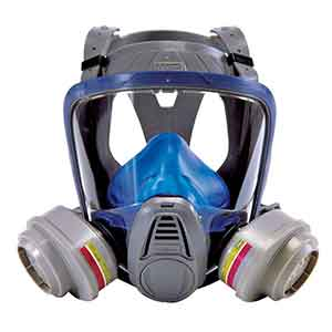 MSA Advantage-3200 Mask