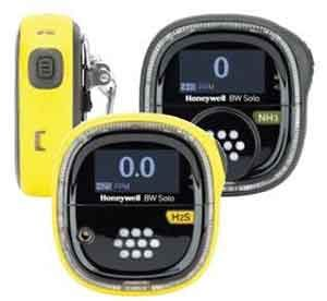 Honeywell-BW-Solo-Gas-Detector