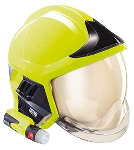 MSA Gallet-F1XF-Helmet