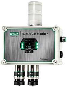 MSA TG5000-Gas-Monitor