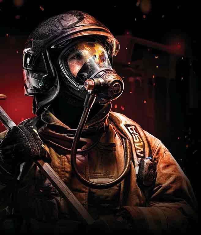 Cairns XF1-Fire-Helmet
